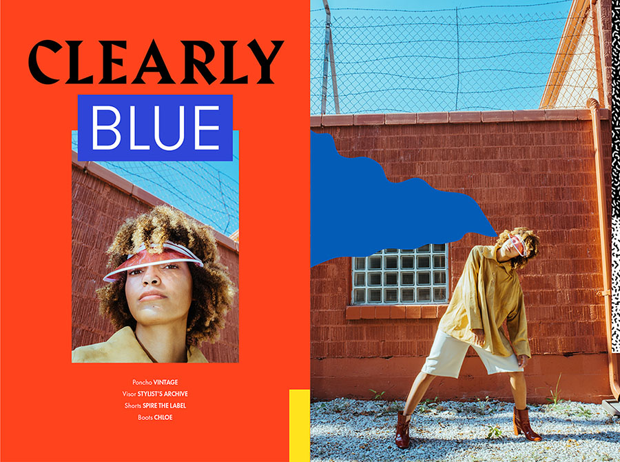 Early Blue x Stories Collective
